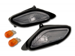 Front blinkers Honda ST 1300 Pan European smoked